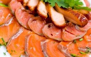 Копчёная рыба польза и вред, исследования канцерогенных свойств