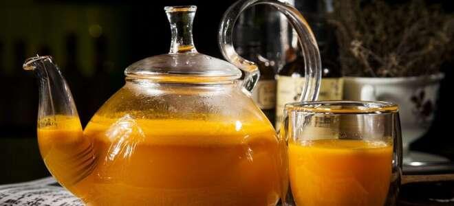 Облепиховый чай польза и вред для здоровья, исследования полезных свойств