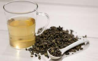 Чай молочный улун (оолонг) польза и вред, исследования свойств