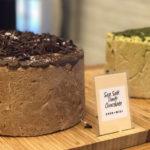 Халва в виде торта