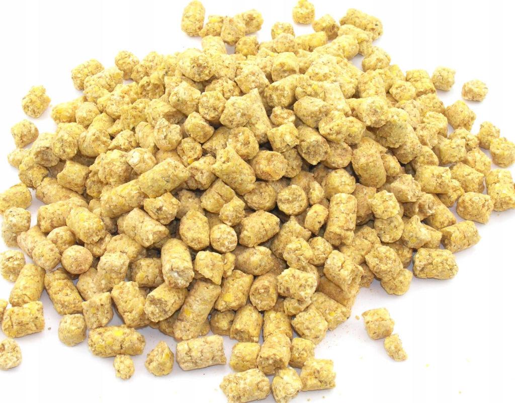 Гранулированные кукурузные отруби