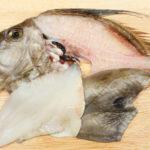 Как вырезается филе дори