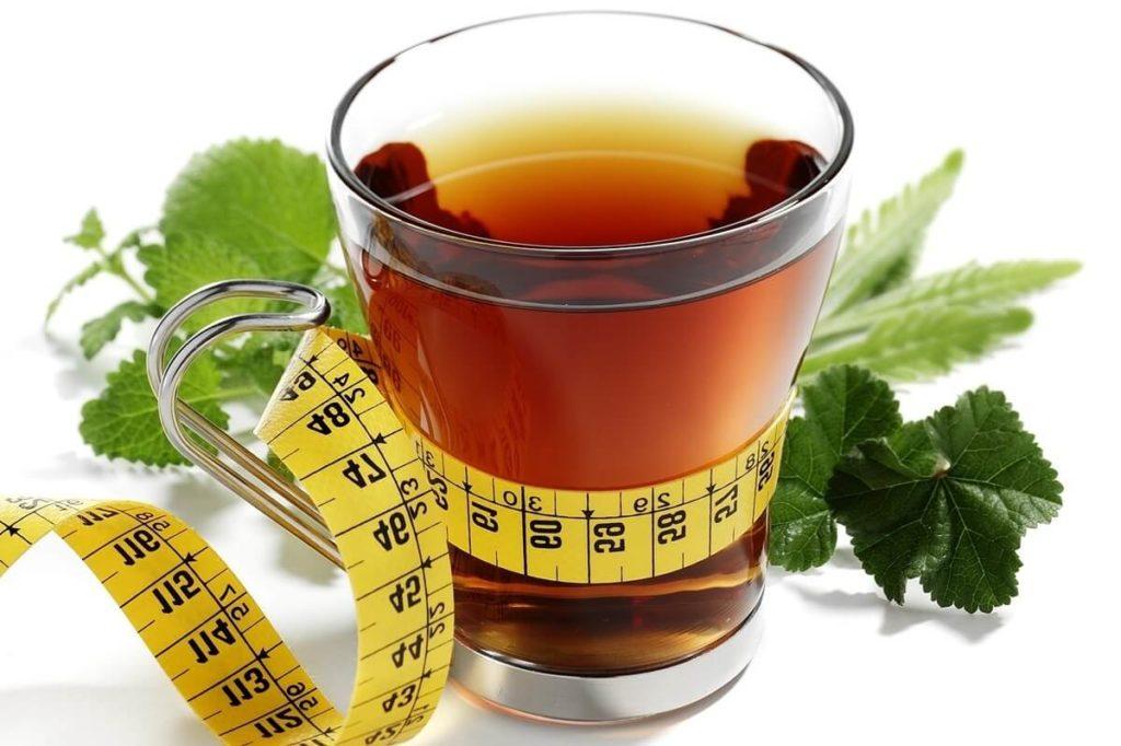 чай из листьев смородины, похудение, диета