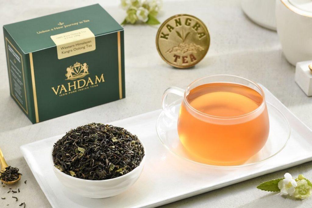 Чай улун марки Vahdam