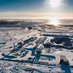 Ферма по выращиванию арктического гольца в Исландии
