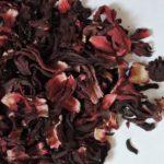 Сушеные лепестки суданской розы (гибискуса)