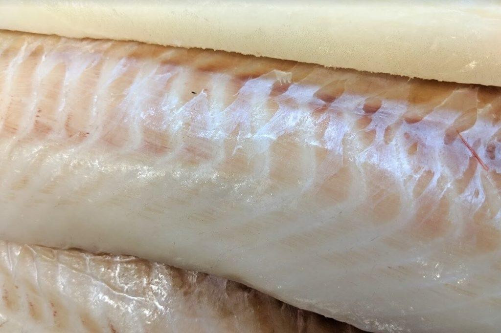 Филе рыбы конгрио