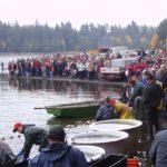 Рыболовный фестиваль в Нижней Австрии