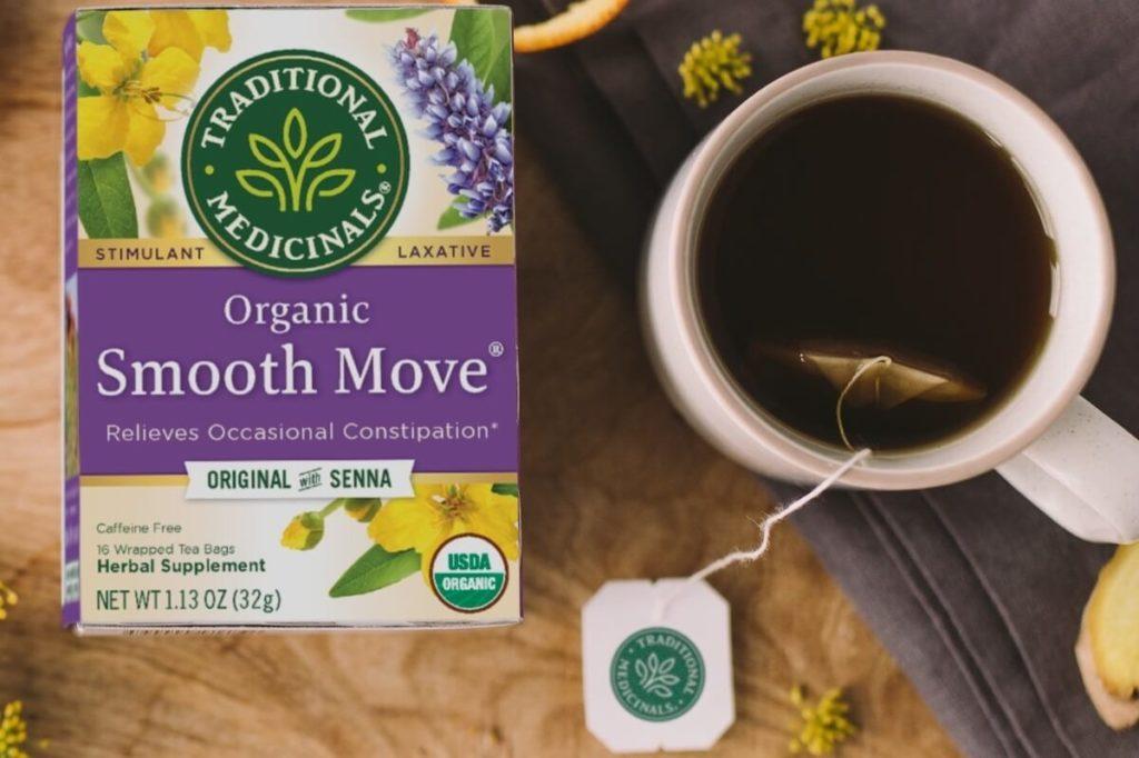 Пакетированный чай из травы сенны для похудения