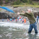 Вылов мойвы на острове Ньюфаундленд