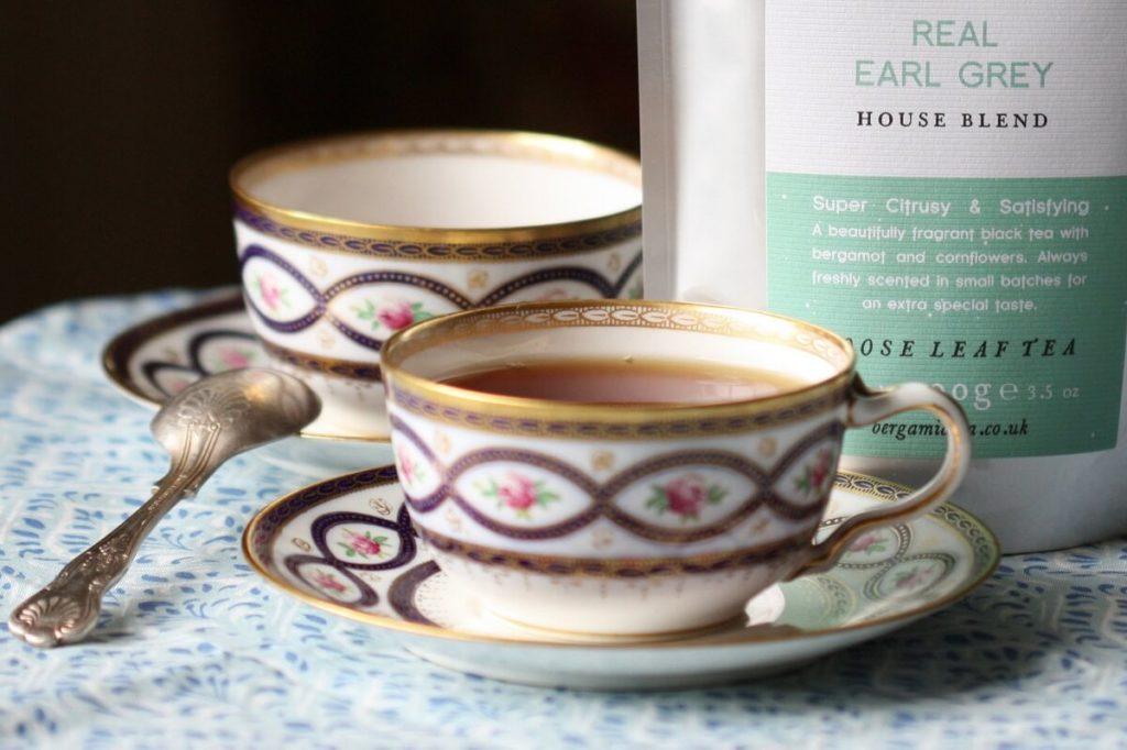 Чай из бергамота для похудения