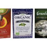 Чай Earl Grey с бергамотом от ТМ Greenfield, Rishi, Dalfour