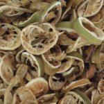 Кожура плодов бергамота