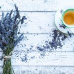 лаванда и чай