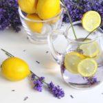 лаванда с лимоном