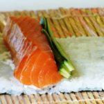 Мясо сёмги для суши