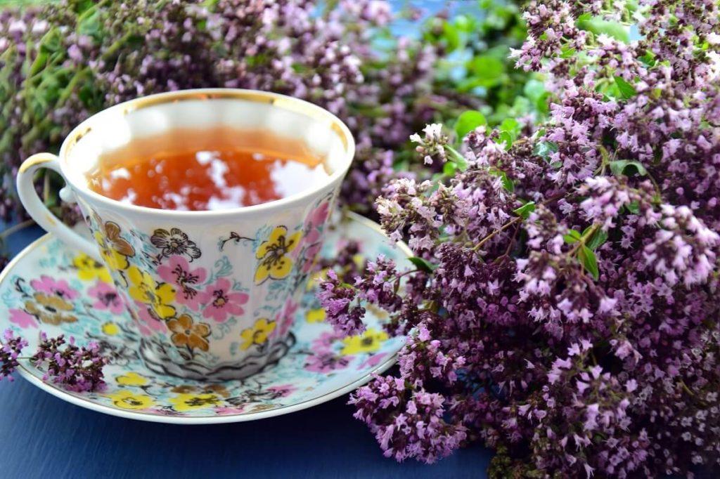 Чай душица