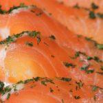 Мясо красной рыбы