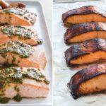 Как отличить дикого от выращенного лосося