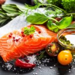 С какими продуктами сочетается лосось