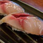 Суши с мясом сайры