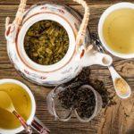 Белый и зеленый чай, отличия