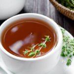 чай с тимьяном (чабрецом)