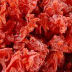 цукаты из плодов розеллы