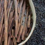 Палочки и семена корицы