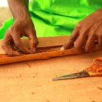 Производство цейлонской корицы
