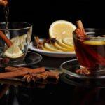 Завариваем чай с корицей и лимоном