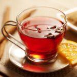 Чай с гвоздикой и корицей