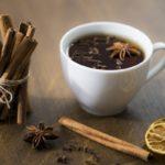 Чай с корицей и специями