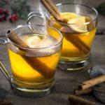 чай из корицы с лимоном
