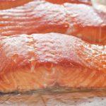 запеченная красная рыба в духовке