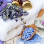 лаванда аромотерапия и спа