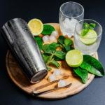 как приготовить мохито с мятой и цитрусами