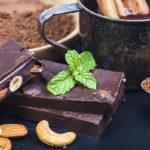 мятный шоколад