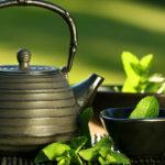 как заварить мятный чай
