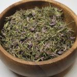 сухия листья и лепестки монарды (бергамота)