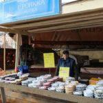 салака на рынке