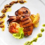 рецепты блюд из кальмаров