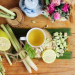 чай с лимонной травой