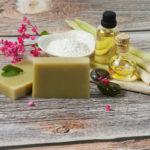 лемонграсс и масло лимонной травы в косметике