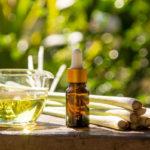 эфирное масло лемонграсса (лимонной травы)