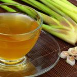 чай с лемонграссом (лимонником)