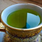 чай с лемонграссом (лимонной травой)