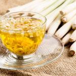 чай из стеблей лемонграсса