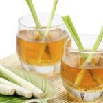 напиток из лемонграсса (лимонника)