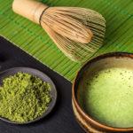 завариваем зеленый чай матча